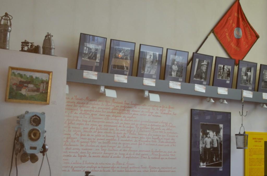 Musée de la Mine - Saint-Maime