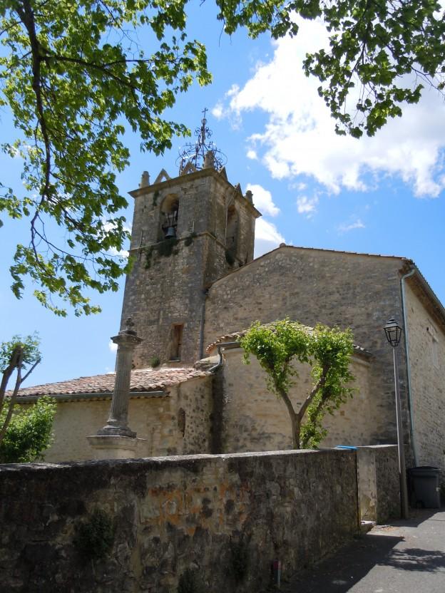 Église saint-maxime